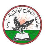 Image result for najah university logo